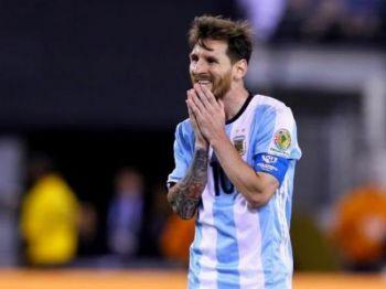 Nem o próprio Messi acredita no caminhão de dinheiro que pode ganhar no futebol chinês. Foto:Divulgação