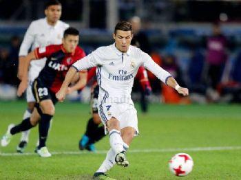 Cristiano Ronaldo foi decisivo na conquista do título - Foto: Ángel Martinez / Real Madri oficial