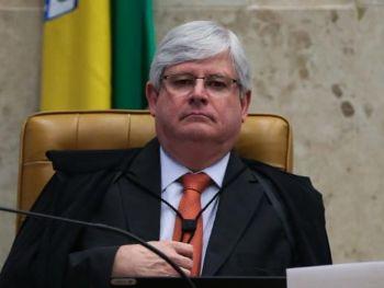 O procurador-geral da República, Rodrigo Janot, remeteu ao Supremo Tribunal Federal acordos de delação premiada de 77 de executivos da Odebrecht      José Cruz/Agência Brasil
