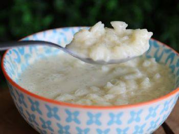 Arroz doce cremoso de Baunilha - Foto: Reprodução/Dupla Gourmet