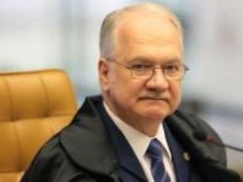 Ministro Edson Fachin, relator da Lava Jato no SupremoCarlos Moura/SCO/STF