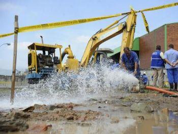 A ONU mobiliza governos, setor privado e sociedade civil contra o desperdício, por melhoria nos sistemas de coleta e tratamento de esgoto e pelo reaproveitamento máximo das águas residuais urbanasTânia Rêgo/Arquivo Agência Brasil