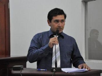 Vereador Flávio de Oliveira (PSB). Foto: Assessoria
