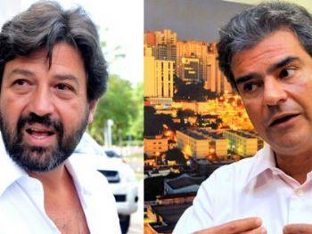 Mandetta e Nelson Trad tiveram valores desbloqueados - Foto: Divulgação