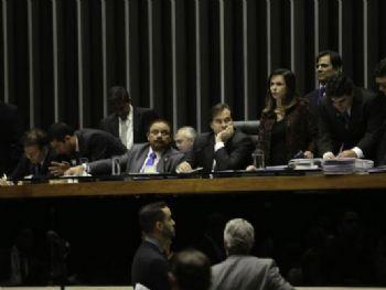 Plenário da Câmara analisa a MP da Reforma do Ensino Médio / Fabio Rodrigues Pozzebom/Agência Brasil