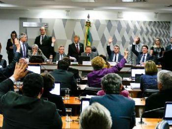 Comissão aprovou o regime de urgência para o projeto ir para plenário - Foto: Roque de Sá / Agência Senado