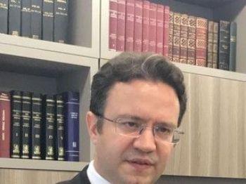 Felipe Martins Pinto, advogado do cantor sertanejo Victor Chaves (Foto: Poliana Ornelas/EGO)