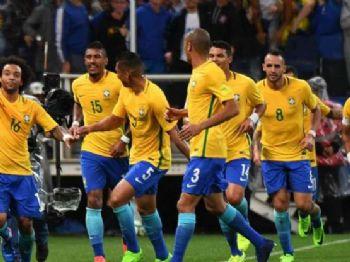 A última vez em que o Brasil liderou o ranking da Fifa foi em maio de 2010 - Foto: Getty Imagens