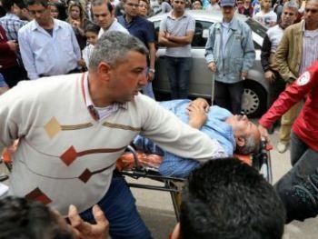 Ataque deixou dezenas de feridos / Mohamed Abd El Ghany/Reuters