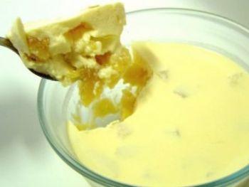 Abacaxi gelado - Foto: Pilotando fogão