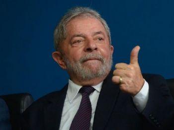 Lula teve 25% das intenções de voto - Foto: Ricardo Stuckert/ Instituto Lula/Fotos Público