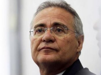 O presidente do Senado, Renan Calheiros (Adriano Machado/Reuters)