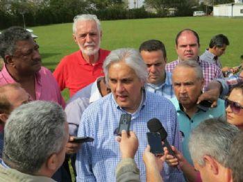 Delcídio do Amaral foi citado na defesa de Eduardo Cunha - Foto: Arquivo/Dourados News