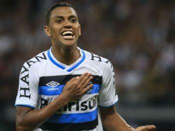 Pedro Rocha foi o grande nome do jogo da primeira final da Copa do Brasil Foto: Thomas Santos/AGIF/Estadão Conteúdo