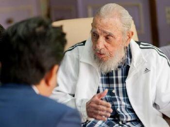 Ele foi visto publicamente, pela última vez, em novembro, quando recebeu o presidente do Vietnã / Alex Castro/Reuters