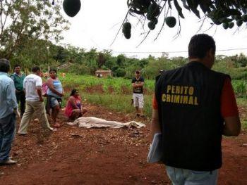 Autoria e motivação do crime serão investigadas pela polícia - Foto: Osvaldo Duarte / Dourados News