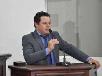 Presidente da casa de  Leis, Valmor Flores Pinto (PSD).