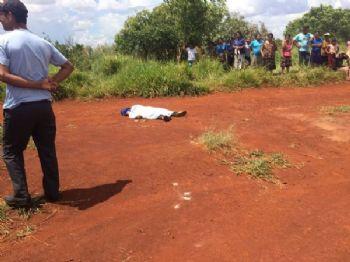 O adolescente foi morto após uma discussão com o cunhado em um velório na aldeia-Foto: Laguna Informa