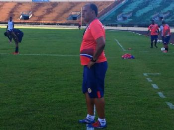 Mauro Marino deve manter time contra o Corumbaense. Foto: Divulgação/Sete