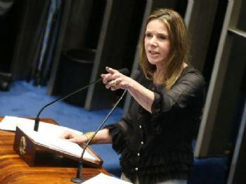 Sugestão para votar projetos foi da senadora Vanessa Grazziotin (PCdoB-AM) / Antonio Cruz/ABr