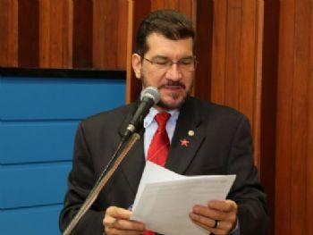 Deputado estadual Pedro Kemp (PT) - Foto: Victor Chileno/ALMS