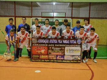 AAVV vai disputar a segunda fase da Copa Morena pela primeira vez (foto: Divulgação)