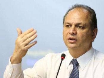 Ministro Ricardo Barros defende estratégia de vacinar toda a população de forma gradual Foto: Agência Brasil