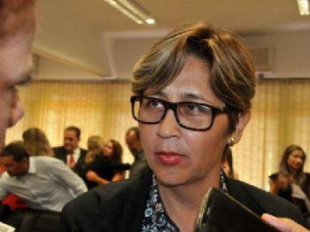 Superintendente do programa, Eliane Medeiro Alcarás - Foto: Vadenir Rezende / Correio do Estado