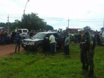 Homem foi executado por pistoleiros - Foto: Porã News