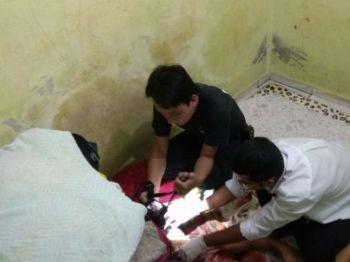 Perícia realizou levantamentos no local e caso segue investigado- Foto: Osvaldo Duarte
