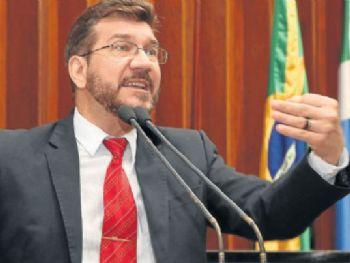 Deputado estadual Pedro Kemp vai concorrer à reeleição, se não for candidato a governador - Foto: Victor Chileno / ALMS