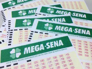 Mega-Sena pode pagar R$ 33 milhões nesta quarta (Foto: Heloise Hamada/G1)