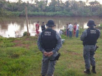 Foto: Homem foi assasinado a facadas. foto: Adalberto Domingo