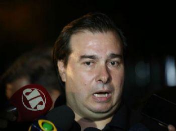 Rodrigo Maia marcou início dos debates para o dia 5 de fevereiro (Foto: Fabio Rodrigues Pozzebom/Agência Brasil)