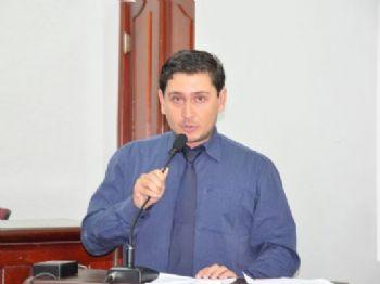 O vereador Flávio de Oliveira comemorou a aprovação do Refis Municipal (Programa de Recuperação Fiscal). Foto: Assessoria