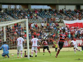 Douradão foi o único a receber público neste final de semana no Estadual (foto: Franz Mendes)