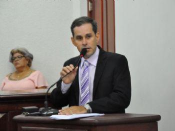 vereador Marcio Gutierres (PSDB). Foto: Assessoria