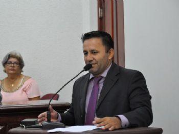 O vereador Milton Gonçalves. Foto: Assessoria