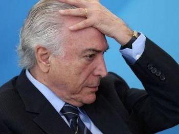 Sete em cada 10 entrevistados consideram a administração de Temer ruim ou péssima / Adriano Machado/Reuters