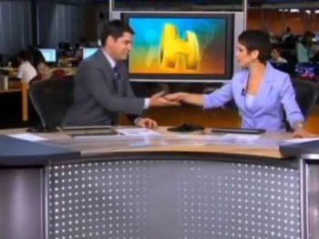 Foto: Reprodução de cena de 'Jornal Hoje' / TV Globo