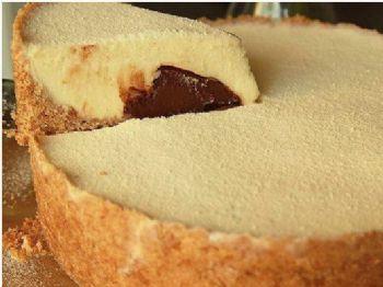 Torta de leite ninho com nuttela vai adorçar seu dia - Foto: Reprodução/Instagram