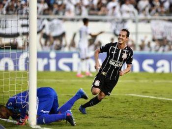 Rodriguinho marcou dois na partida - Foto: Reprodução/Globoesporte