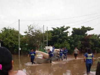Não tem mais desalojados, mas alguns municípios continuam em situação de emergência - Foto: Divulgação