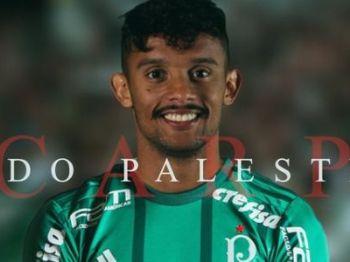Palmeiras quer se acertar com Flu depois de anunciar meia - Foto: Reprodução/Twitter